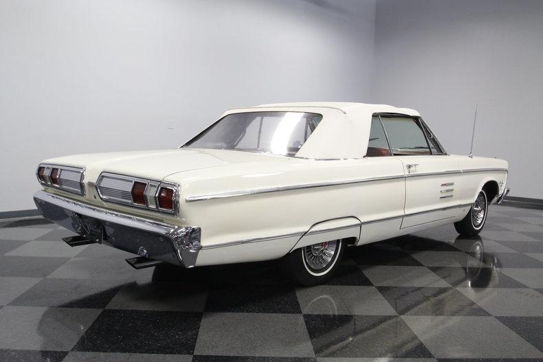1966 Plymouth Sport Fury Convertible #18