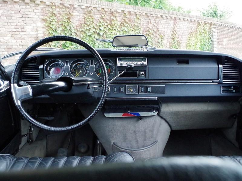 CITROËN DS21 PALLAS INJECTION WITH SUNROOF AND MANUAL GEARBOX! . (1970) #17