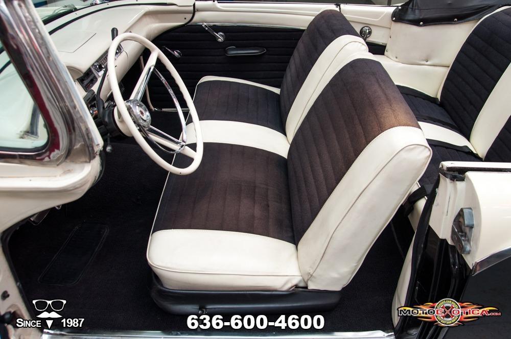 1957 Ford Fairlane 500 Sunliner Restomod #71