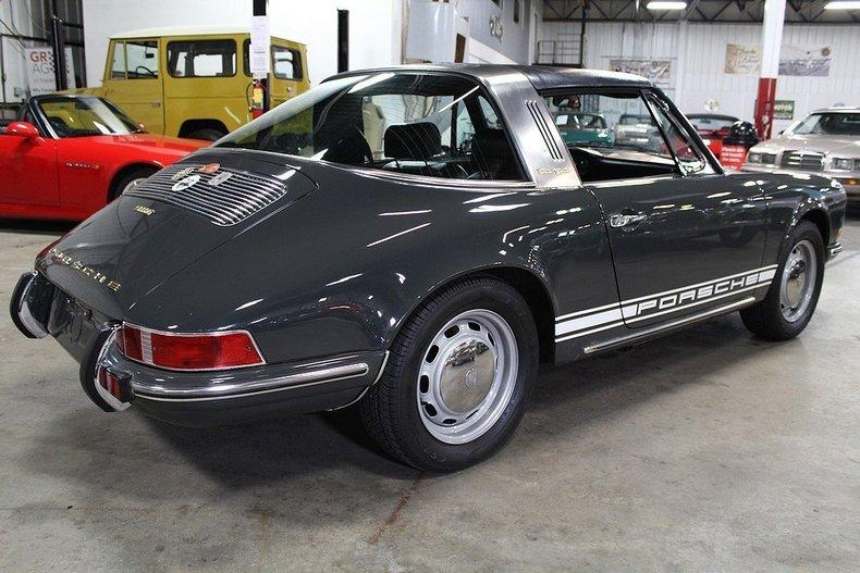 1969 Porsche 911 T #4