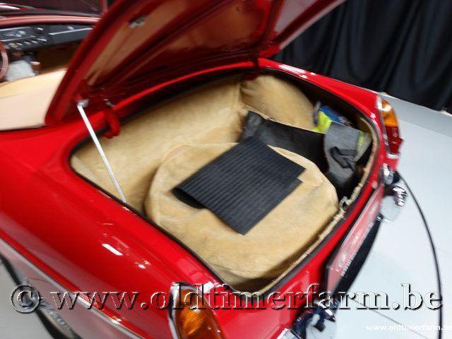 MG B Roadster Red '67 #162