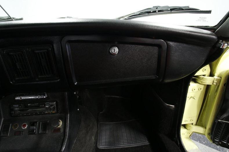 1976 MG MGB #45