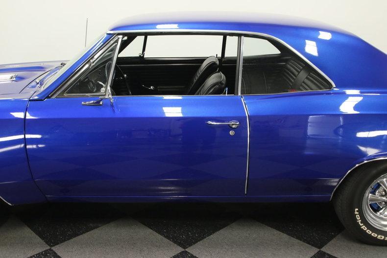 1967 Chevrolet Chevelle SS 396 Clone #11