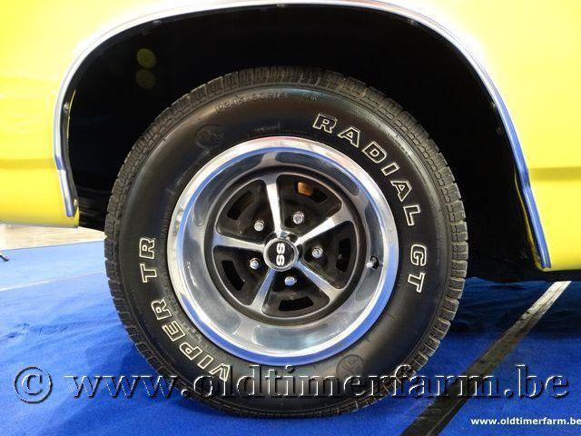 Chevrolet Chevelle Malibu SS396 '69 #34