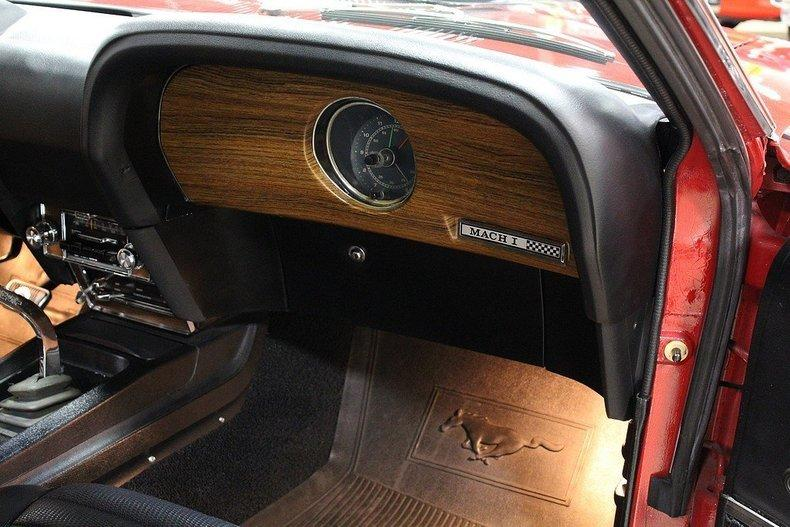 1970 Ford Mach 1 428 COBRA JET #12