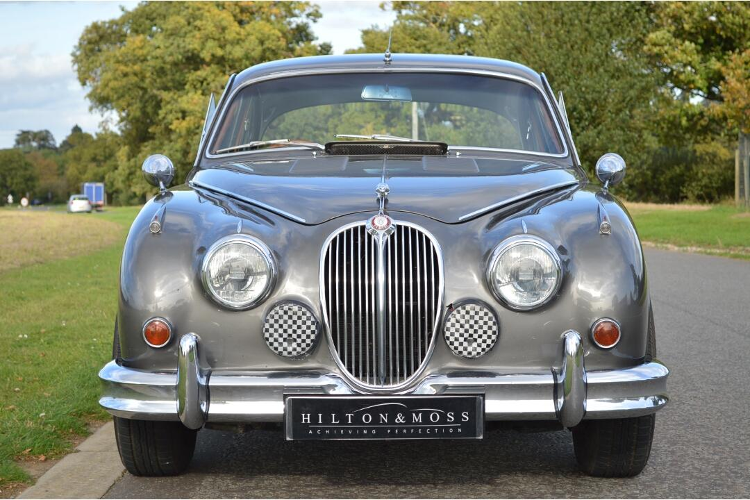 Jaguar Mk2 3.8 Genuine Coombs #1
