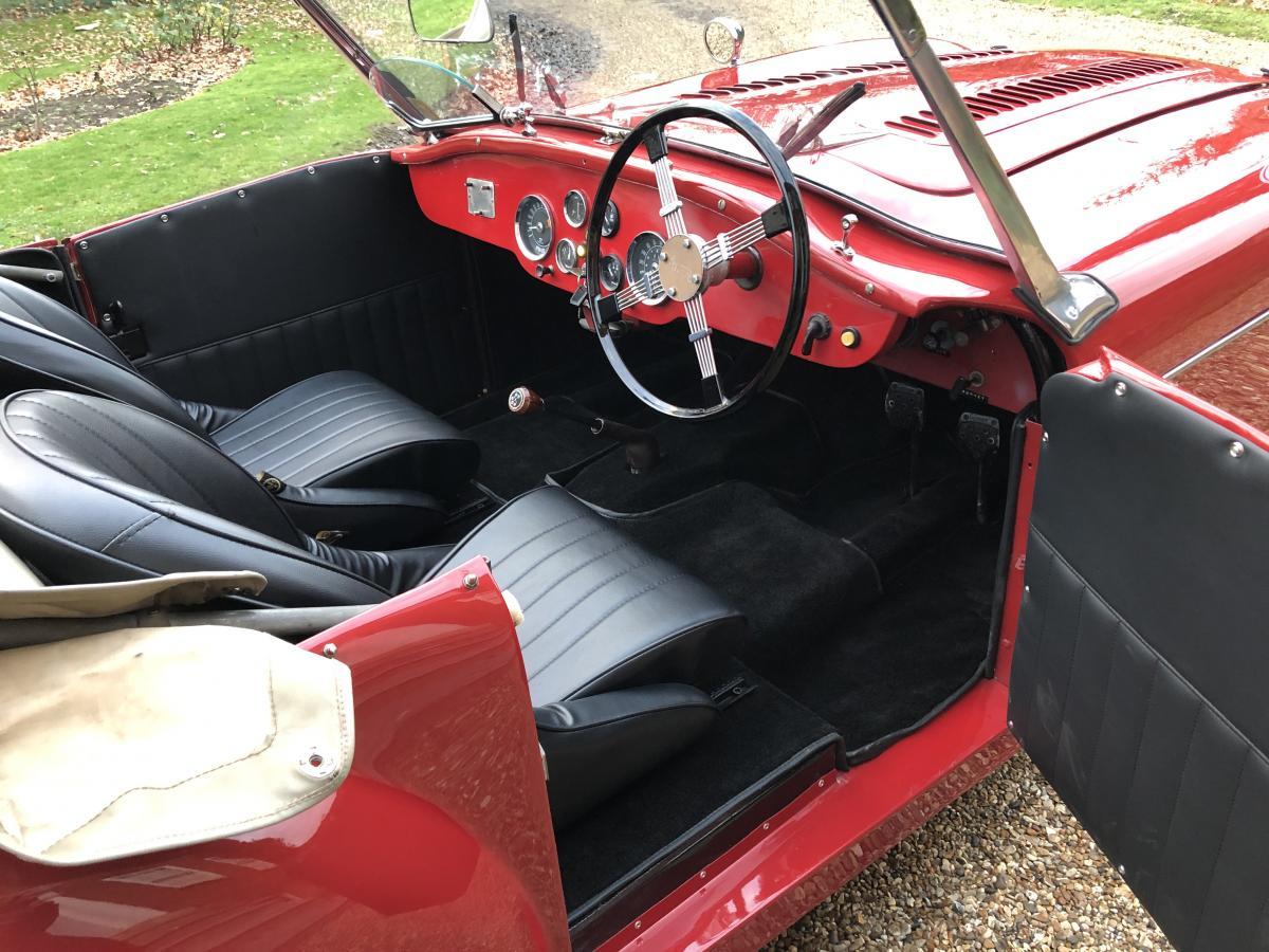 Allard Palm Beach Mk1 1957 for sale | Autoclassics com