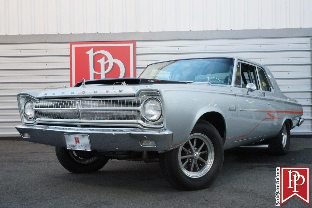 1965 Plymouth Belvedere #26