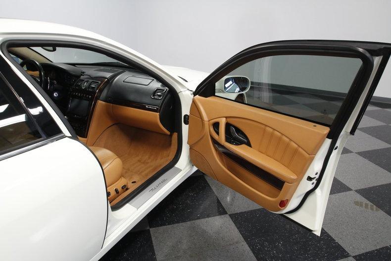 2007 Maserati Quattroporte Sport GT #50
