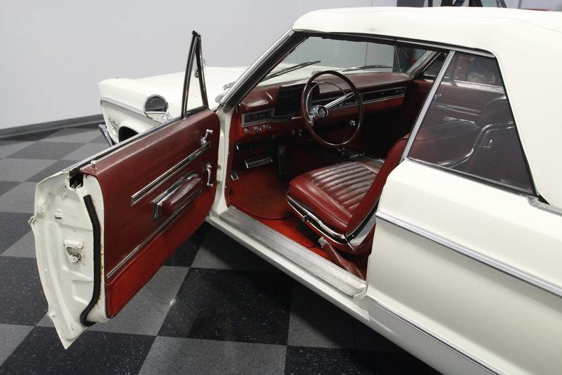 1966 Plymouth Sport Fury Convertible #35