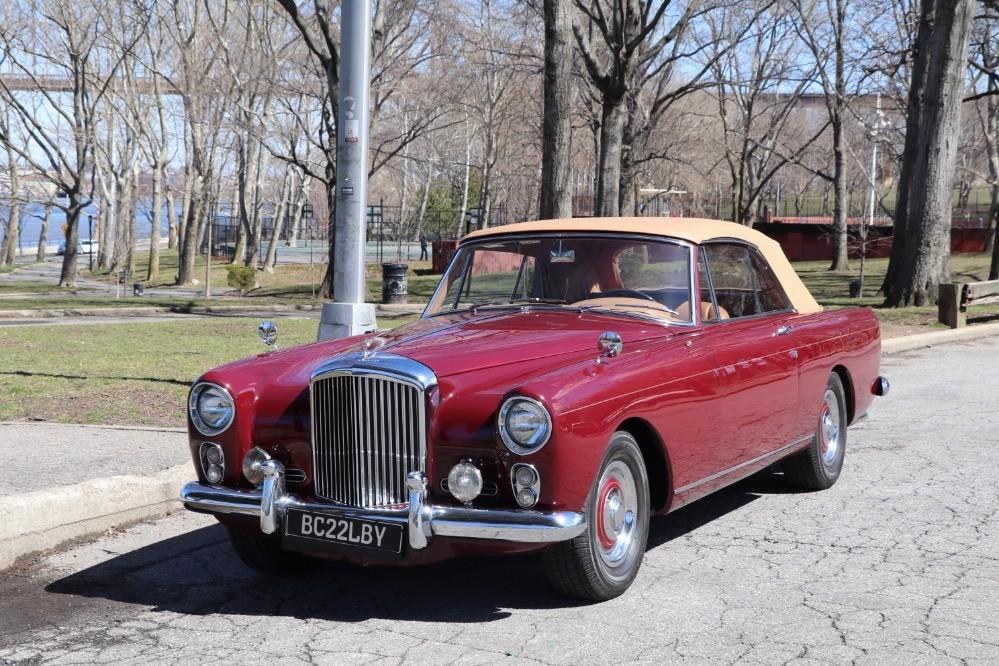 1962 Bentley S2 Continental Park Ward #3