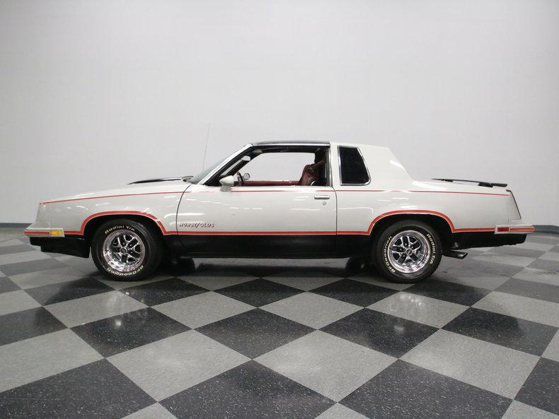 1984 Oldsmobile Cutlass Hurst/Olds #11