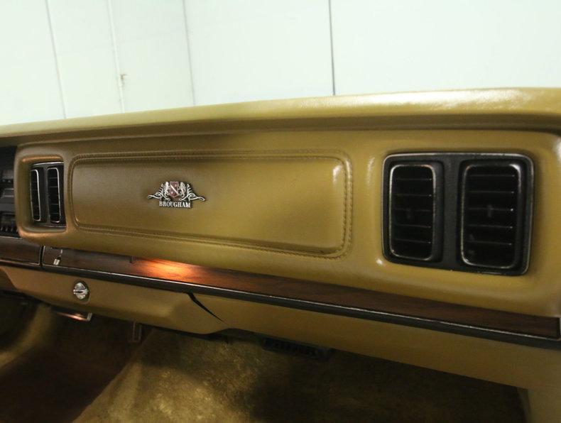1975 Chrysler New Yorker Brougham #53