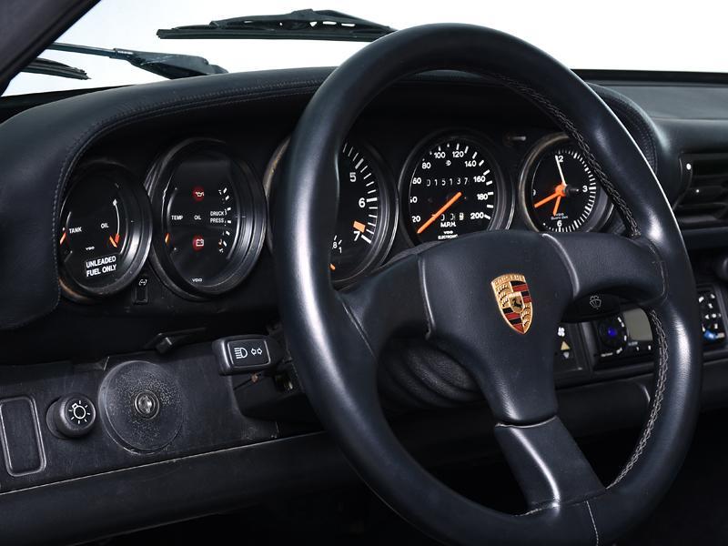 Porsche 930 3.3L Turbo Speedster 1988 #4