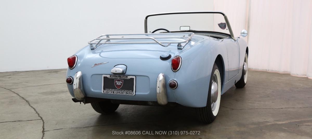 1961 Austin-Healey Bug Eye Sprite #7