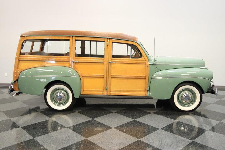 1941 Ford Woody Wagon #20
