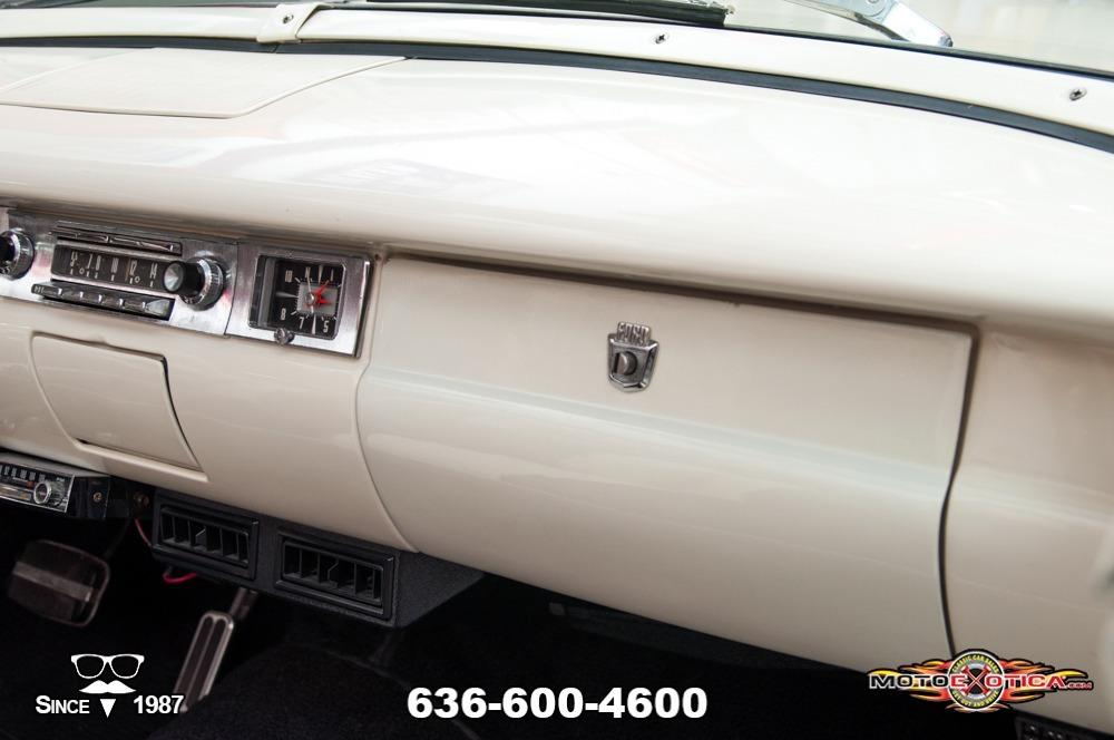 1957 Ford Fairlane 500 Sunliner Restomod #96