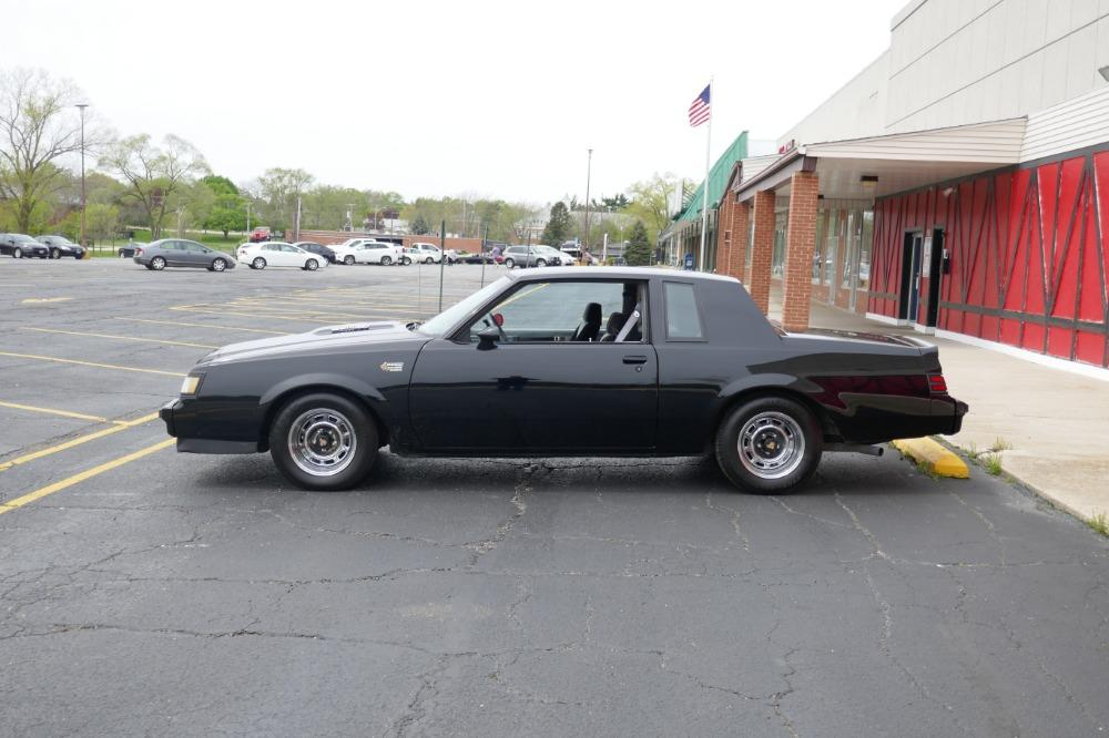 1986 Buick Grand National -PRICED TO SELL-ONE OWNER STOCK GN-LOW 34K MILES-CLEAN CARFAX-SEE VIDEO Stock # 52343SG for sale near Mundelein, IL | IL Buick Dealer #6