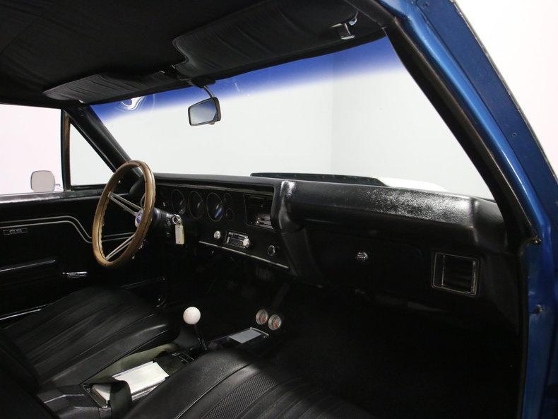1970 Chevrolet El Camino #47