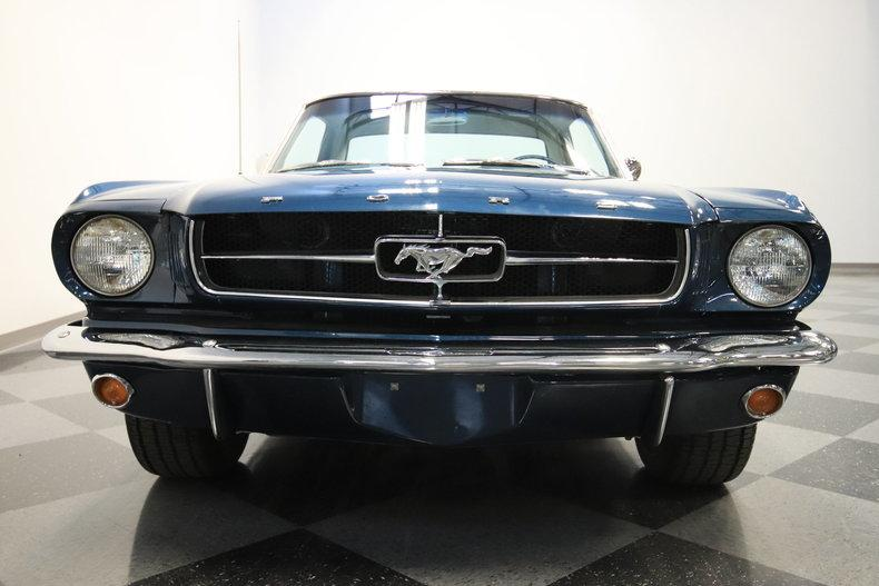 1965 Ford Mustang K-Code #4