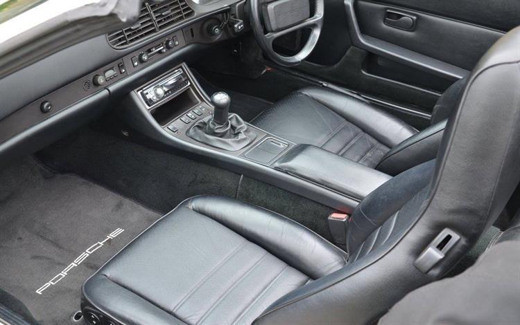 Porsche 944 S2 Cabriolet #1