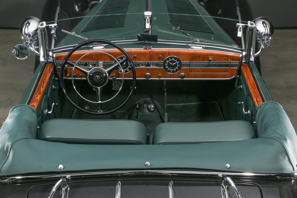 1938  Horch Horch 853 Spezialroadster #6