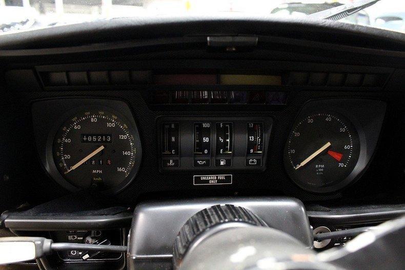 1986 Jaguar XJS #38