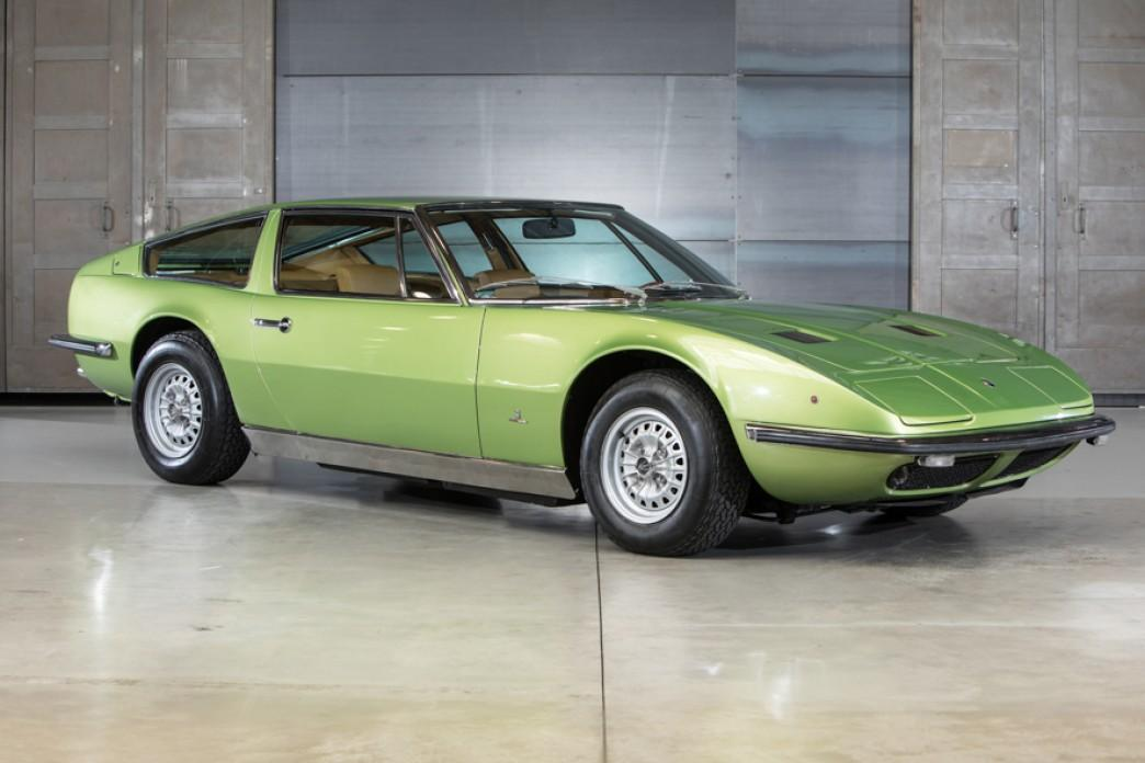 1970 Maserati Indy 4200 Coupe #21