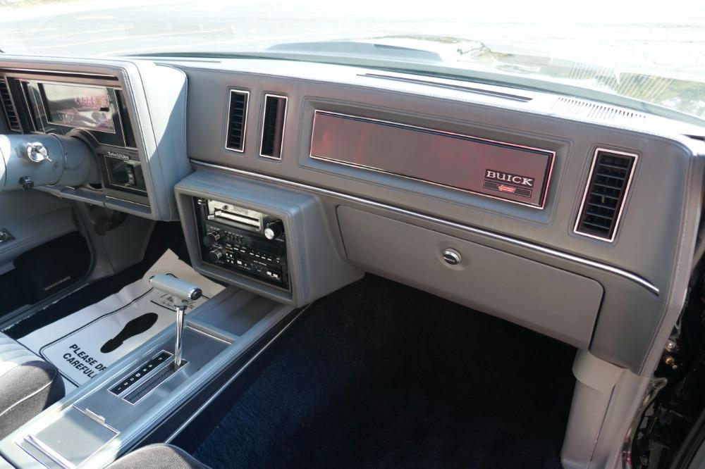 1987 Buick Grand National -ONE OWNER WITH 44k MILES -T-TOPS- SEE VIDEO Stock # 3887JC for sale near Mundelein, IL | IL Buick Dealer #38