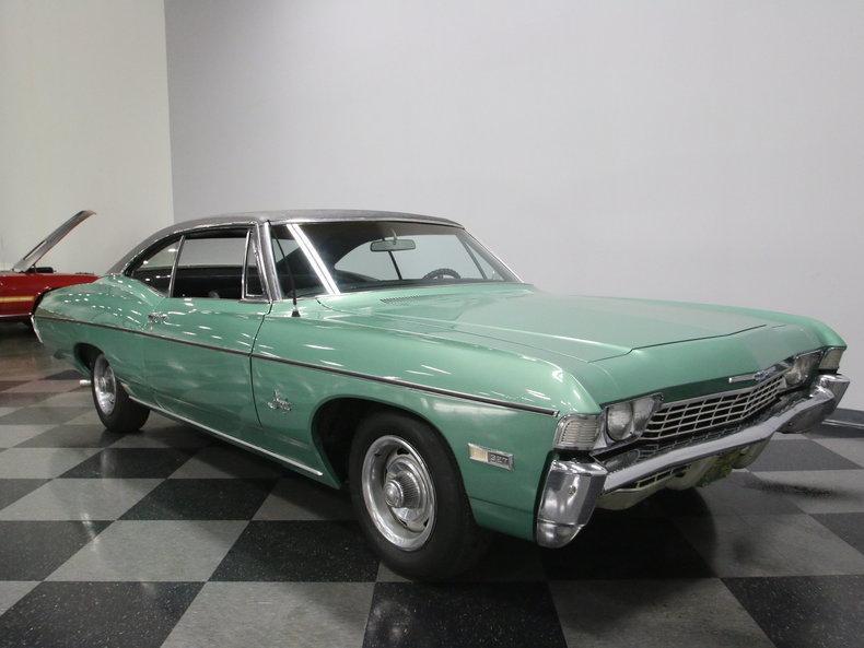 1968 Chevrolet Impala #26