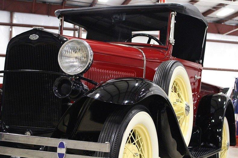 1931 Ford Model A #26