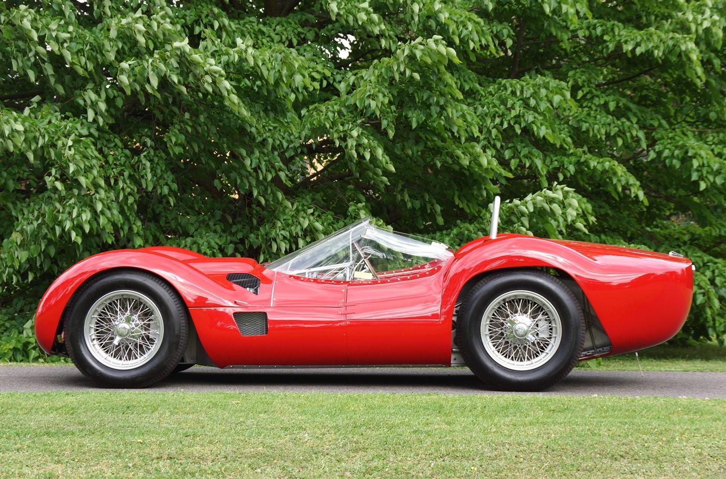 Maserati Tipo 61 Birdcage #2