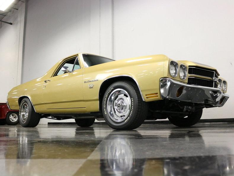 1970 Chevrolet El Camino #28