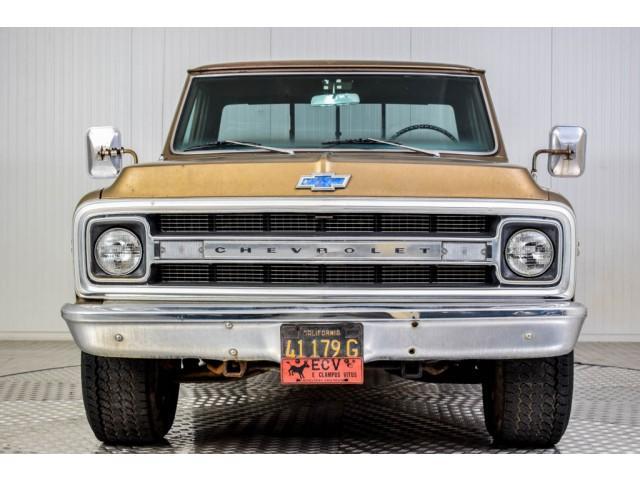Chevrolet Pickup Custom Camper V8 #2
