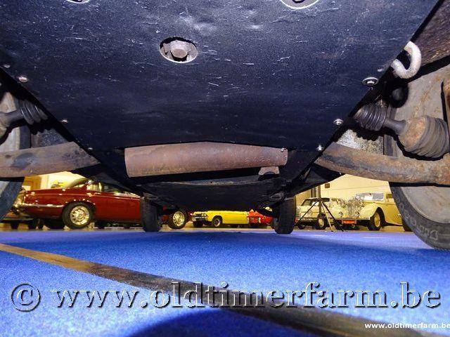 Citroën 2CV 4x4 Sahara '62 #118