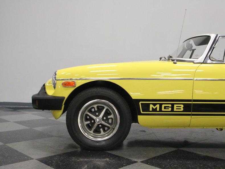 1977 MG MGB #21