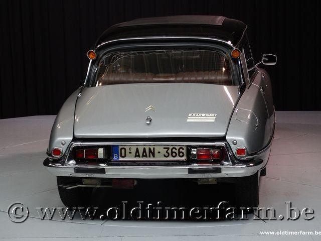 Citroën DS23 Injection Pallas Découvrable '73 #80
