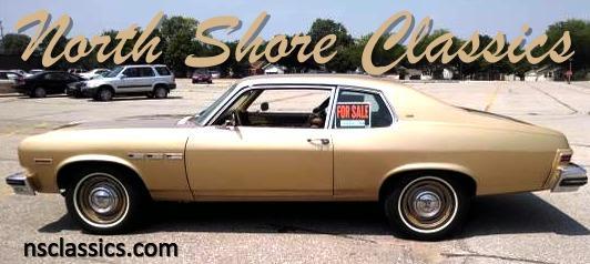 1974 Buick Apollo SWEET DRIVER Stock # 10574IOCC for sale near Mundelein, IL | IL Buick Dealer #0