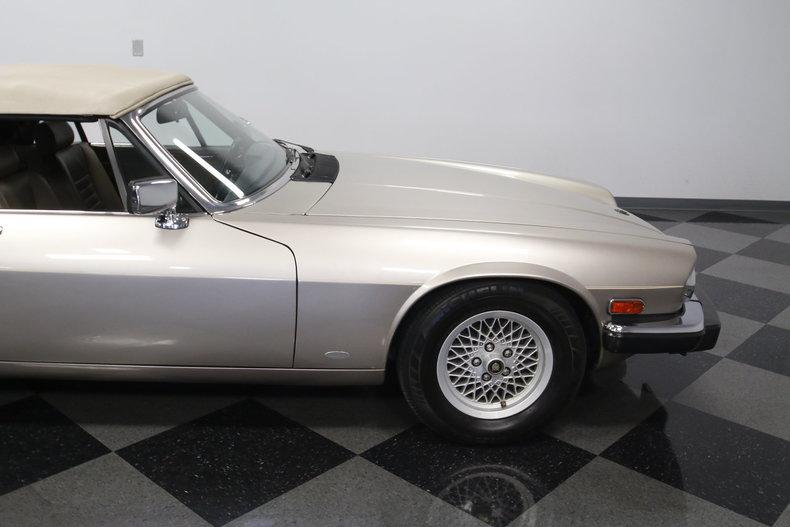 1988 Jaguar XJS V12 #22