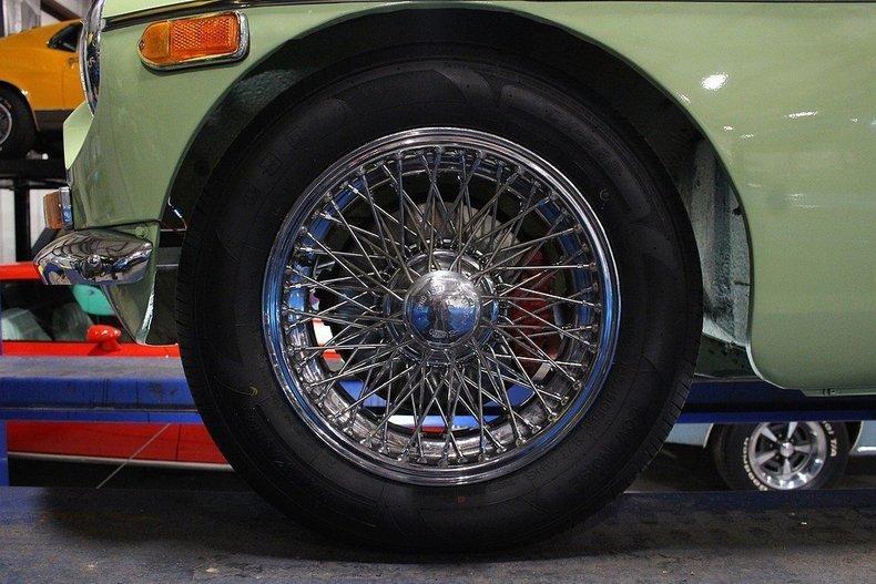 1970 MG MGB GT #76