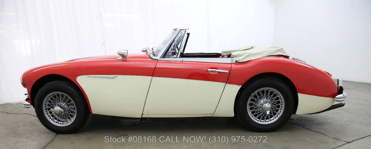 1963 Austin-Healey 3000 BJ7 #12