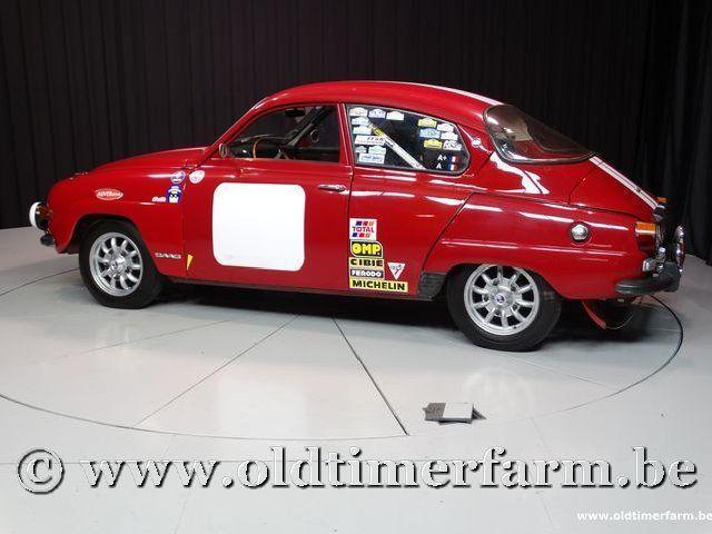 Saab 96 Monte Carlo Look '73 #8