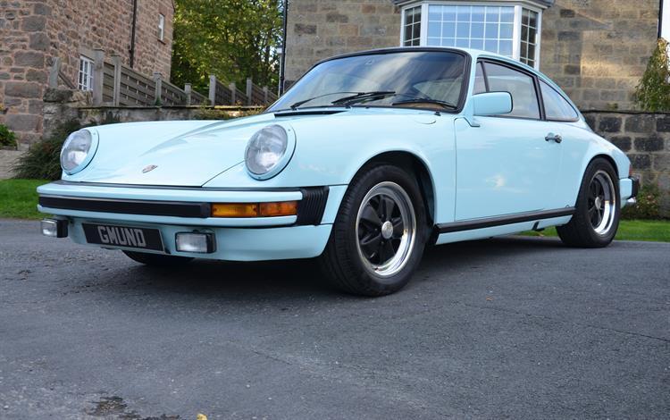 Porsche 911S 2.7 #0