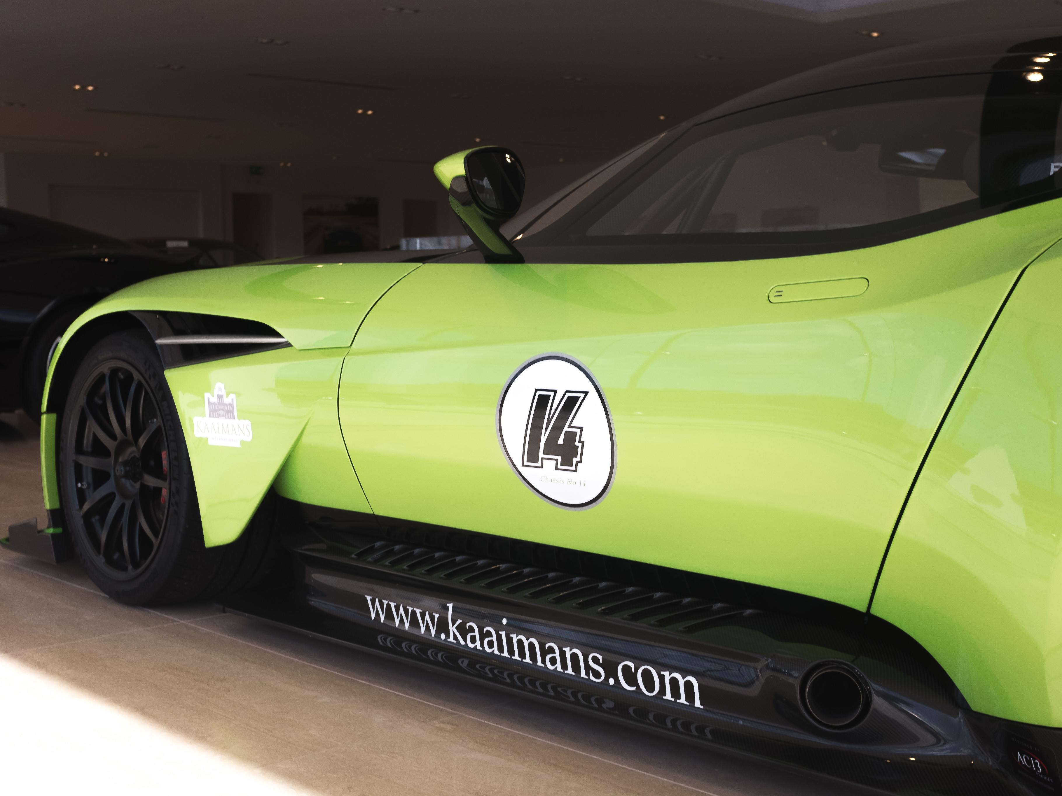 Aston Martin Vulcan (Vat Qualifying) #41