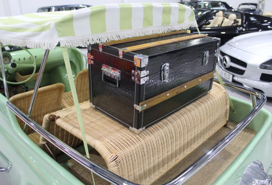 Fiat 500 Giardiniera Jolly 1962 #5