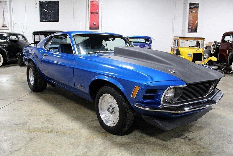1970 Ford Mustang Fastback #6