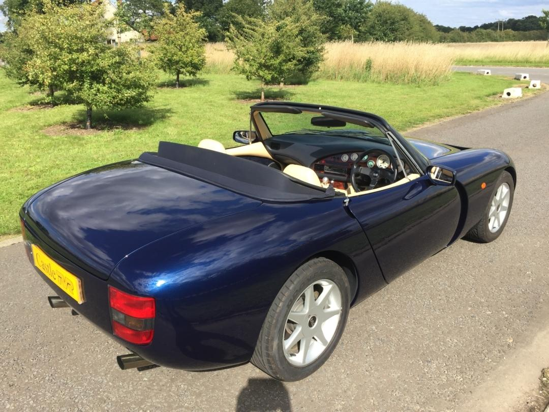 TVR Griffith 5.0 #16
