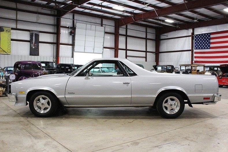 1985 Chevrolet El Camino #1