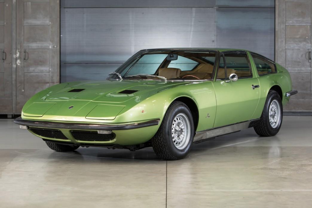1970 Maserati Indy 4200 Coupe #0