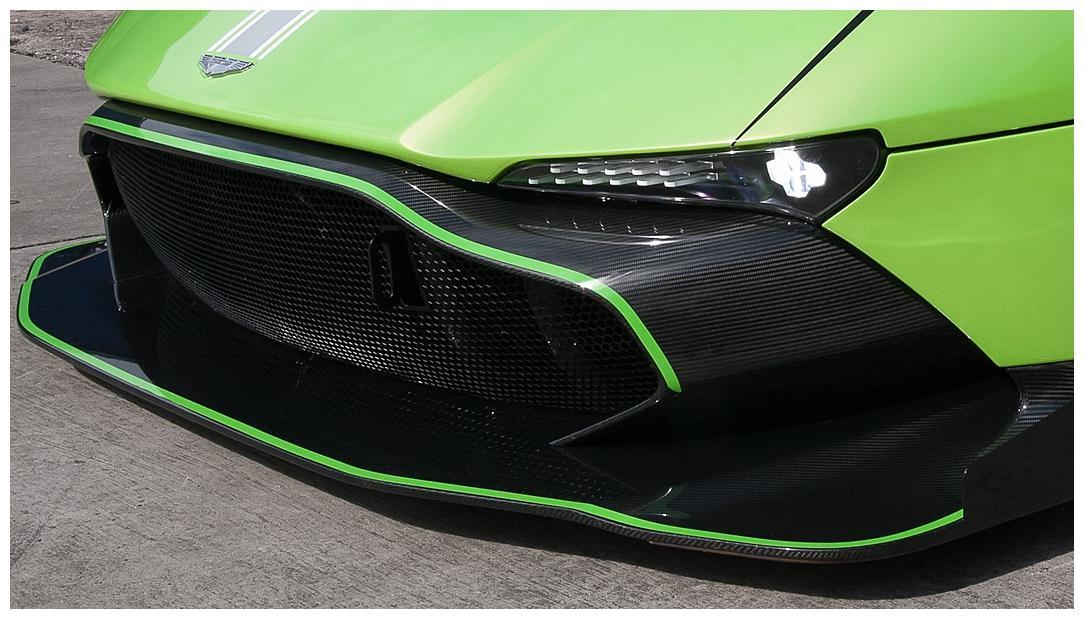 Aston Martin Vulcan (Vat Qualifying) #12